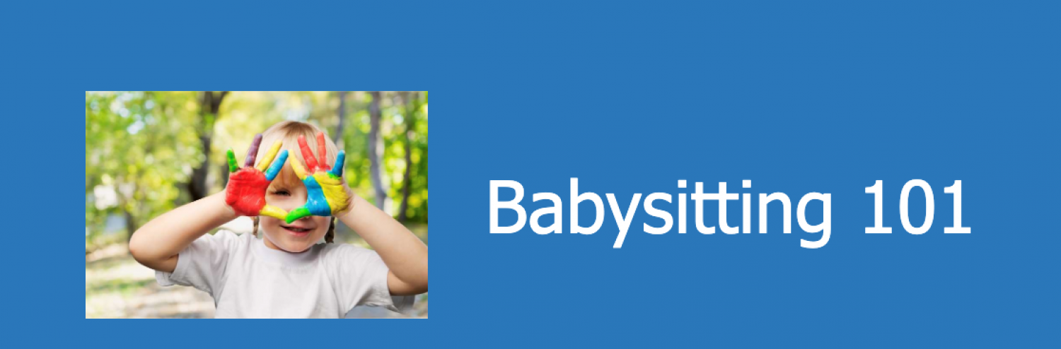 Babysitting Course for Youth