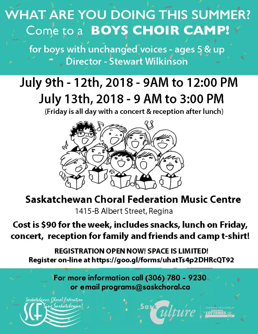 Boys Summer Singing Camp - a good way to practise English and have fun! - Image 1