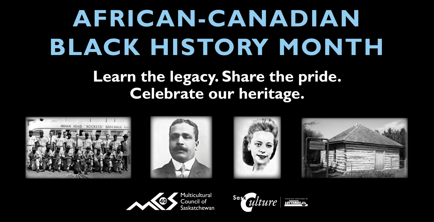 Did you know?   February is African-Canadian Black History Month