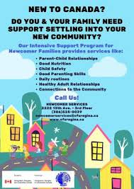 Did You Know....Newcomer Support!  Catholic Family Services  - Image 1