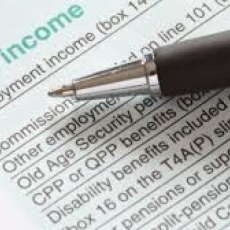 Do you need help with your income tax form?  Community volunteers can help!  Free program
