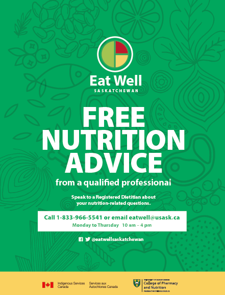 Free Nutrition Advice - Available in over 200 languages - Image 1