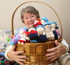 Izzy Dolls - A Canadian gift of peace and comfort to traumatized children of the world.  - Image 1
