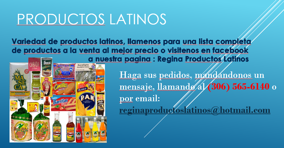 Latino online store in Regina!  The Ethnic Grocery Store list will be updated in the New Year!   - Image 2