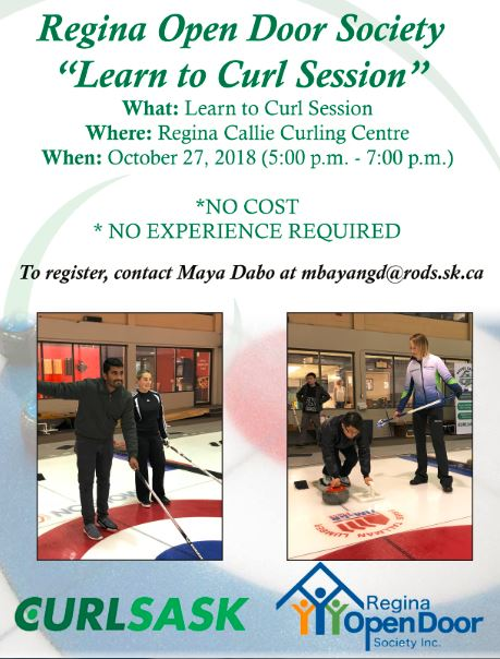 Learn to Play Curling for FREE - Oct 27th  - Image 1