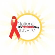 National HIV Testing Event - June 27. Time and location information for Regina
