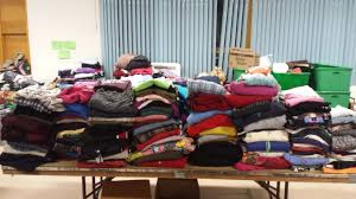 Newcomers  - Clothing Giveaway at Rosewood Park Alliance Church.  Free - all sizes - includes winter clothing. Oct 19 and 20.