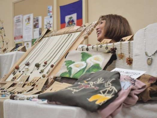 Newcomers World Market #5 was held June 9th, in the basement of Westminster United Church - Image 2