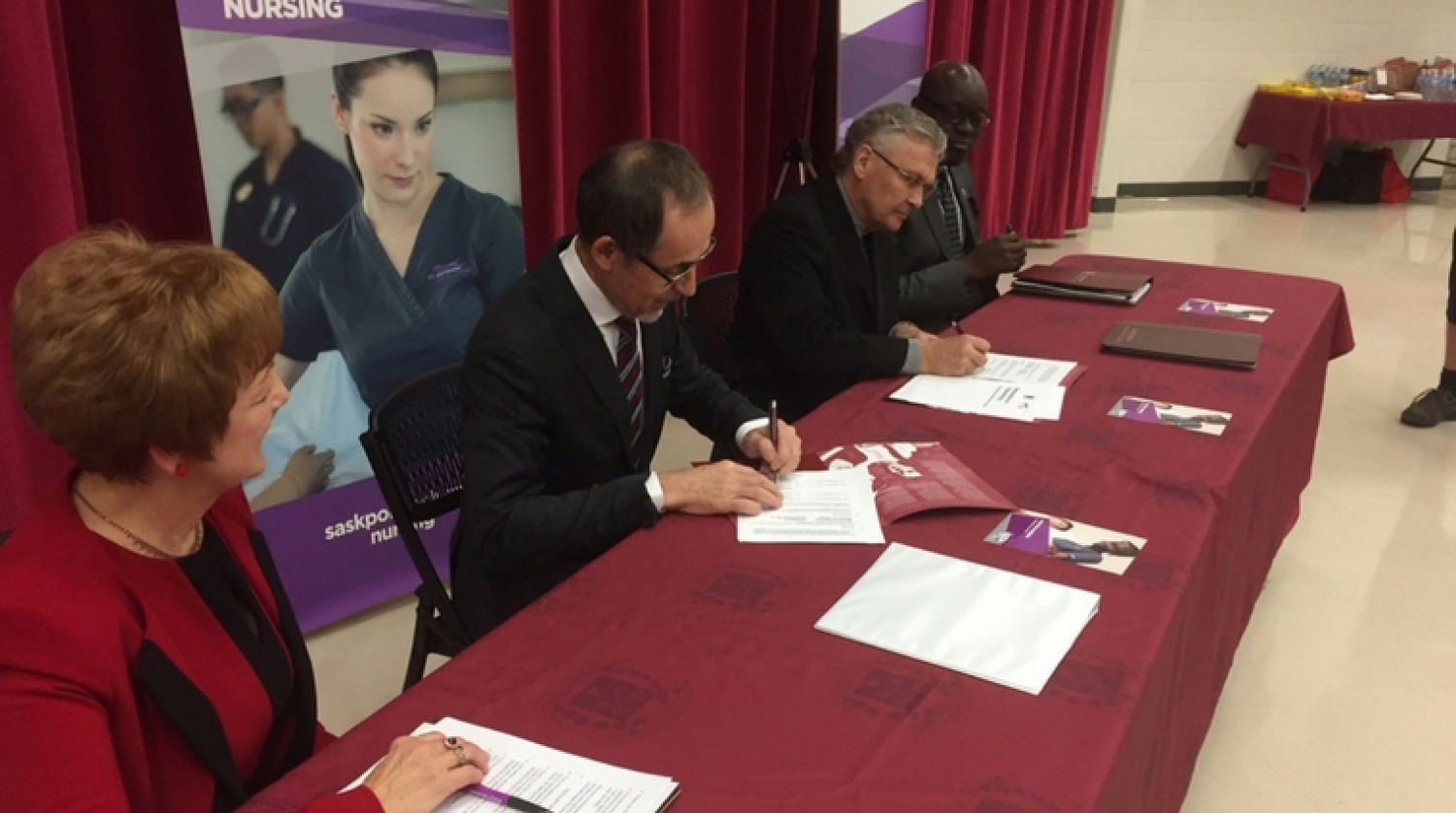 Partnership is launched for the first bilingual practical nursing program in Saskatchewan