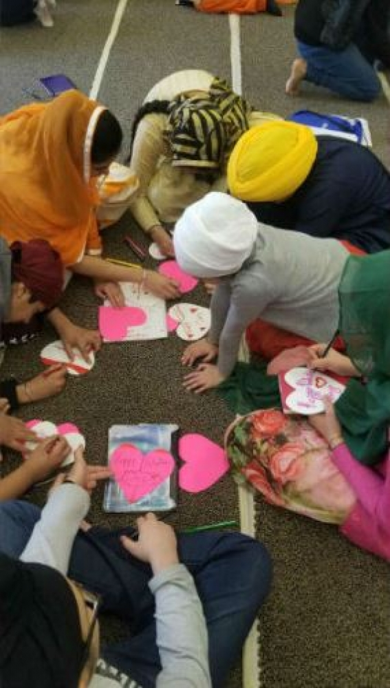 Sikh Community in Regina Supports Local Women's Shelter