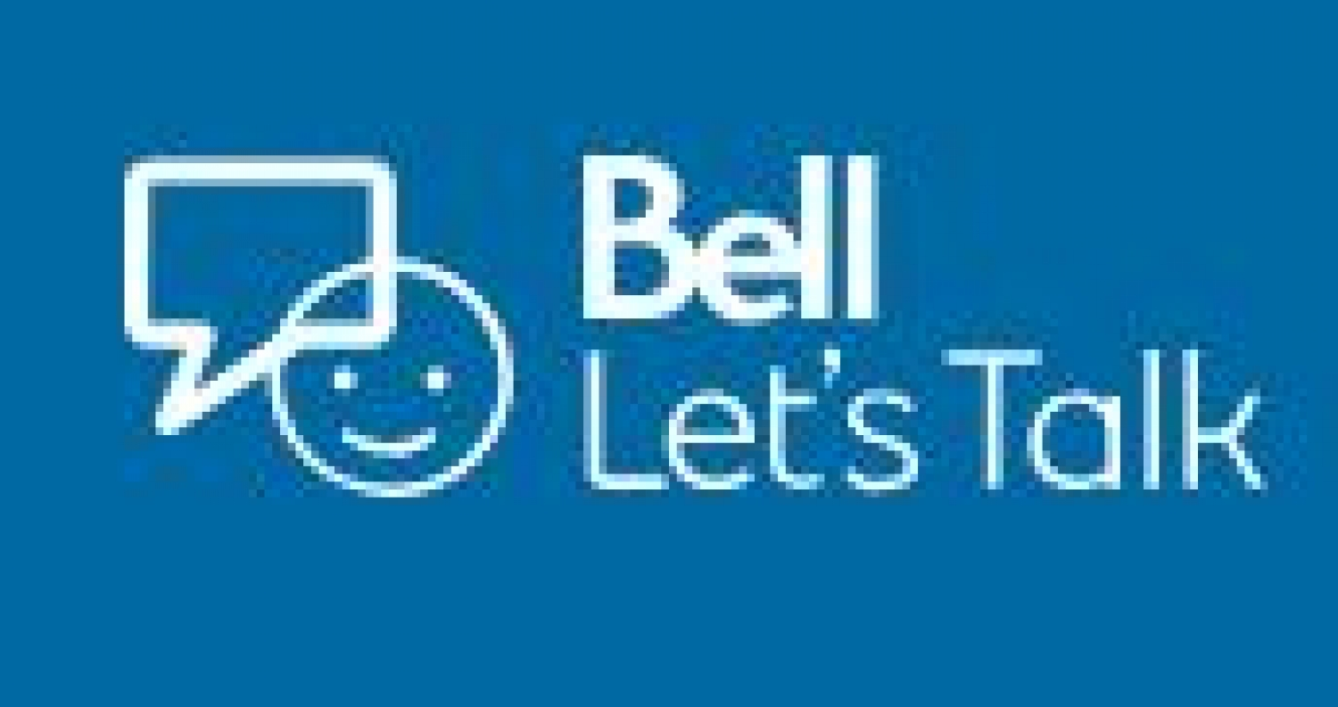 Today is Bell Let's Talk Day!