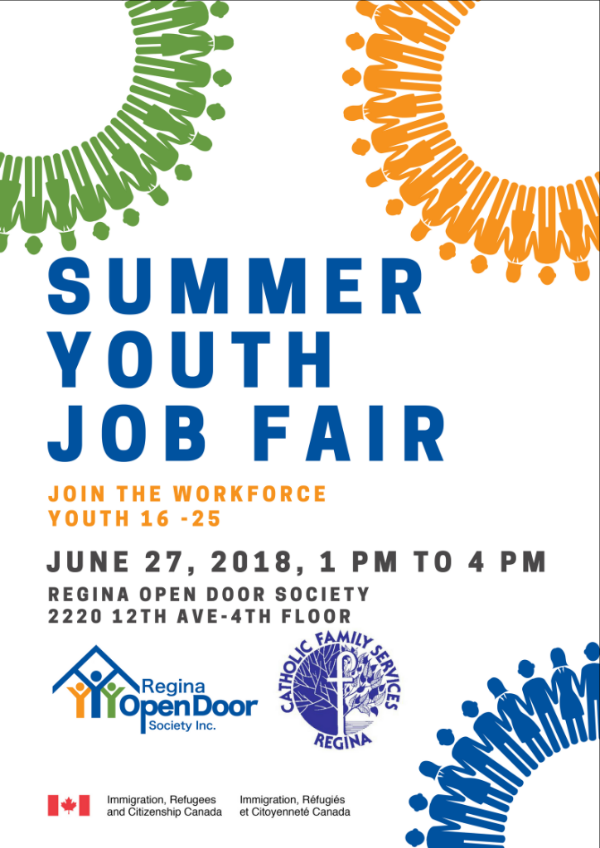 Youth Summer Job Fair - Register NOW! - Image 1
