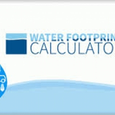 Water Footprint Calculator: Interactive tool to calculate how much water you and your family use - and ideas on how to conserve. Plus - teaching tools for educators.