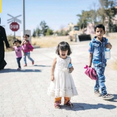 THE WORLD'S REFUGEE CRISIS IS HAVING AN UNPRECEDENTED IMPACT ON CHILDREN, SAYS A NEW UNICEF REPORT, WITH 28 MILLION DISPLACED BY WAR AND TERROR.