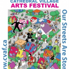 26th Cathedral Arts Festival!  6 Days of Free Activities!  Picnic Monday May 22nd