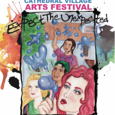 Cathedral Village Arts Festival - May 21-26, 2018