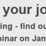 Webinar: How Volunteering Can Enhance Your Job Search - Jan. 30th