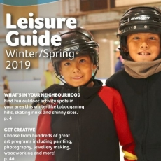 City of Regina Winter Program Registration - Opens Tomorrow!