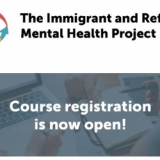 Free Immigrant and Refugee Mental Health Online Course - Starting Nov 26th