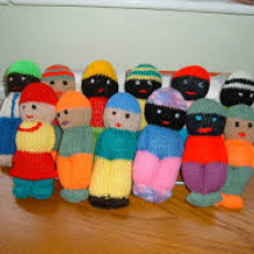 Izzy Dolls - A Canadian gift of peace and comfort to traumatized children of the world.