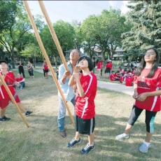Educational Exchange Gives Japanese Students a Taste of Saskatchewan Life and Culture