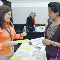 Job Fair Attracts Hundreds of Regina Newcomers!