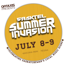Sasktel Summer Invasion!  Music and Action Sports Festival! Wascana Park!