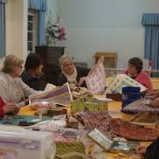 Quilting Drop-In - Free!!