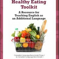 Healthy Eating Toolkit  for EAL Newcomers available! Helpful resource for educators.