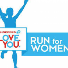 Run For Women! Saturday June 4!  Sign Up NOW!
