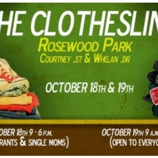 Free Clothing Giveaway - Oct 18 & 19th