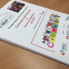 Community Asset Mapping & Forum Consultations Report Available Now