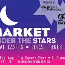 Market Under the Stars (Evening Farmer's Market)  Volunteer Opportunity
