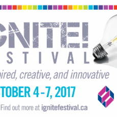 Ignite Expo - Come to see what Regina community innovators are doing!  Saturday Oct 7 at the Science Centre