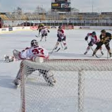 Outdoor Hockey for Immigrant Youth!