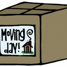 Moving Time?  Tips to Help Children Manage a Move Positively.