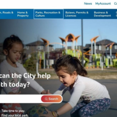 The City of Regina Has Launched a New and Improved Website