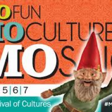 MOSAIC! A Festival of Cultures! June 2nd, 3rd and 4th!