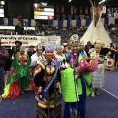 POWWOW - First Nations University  of Canada - located in Regina - hosts largest Powwow in Saskatchewan!  Everyone in the community invited to attend