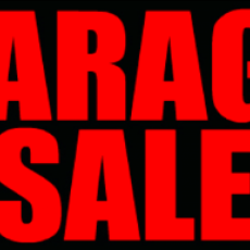 Garage Sale - May 17 & 18 (with funds going toward the Cuernavaca Project in Mexico)