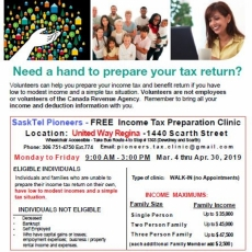 Do You Need Help Filing Your Income Tax?