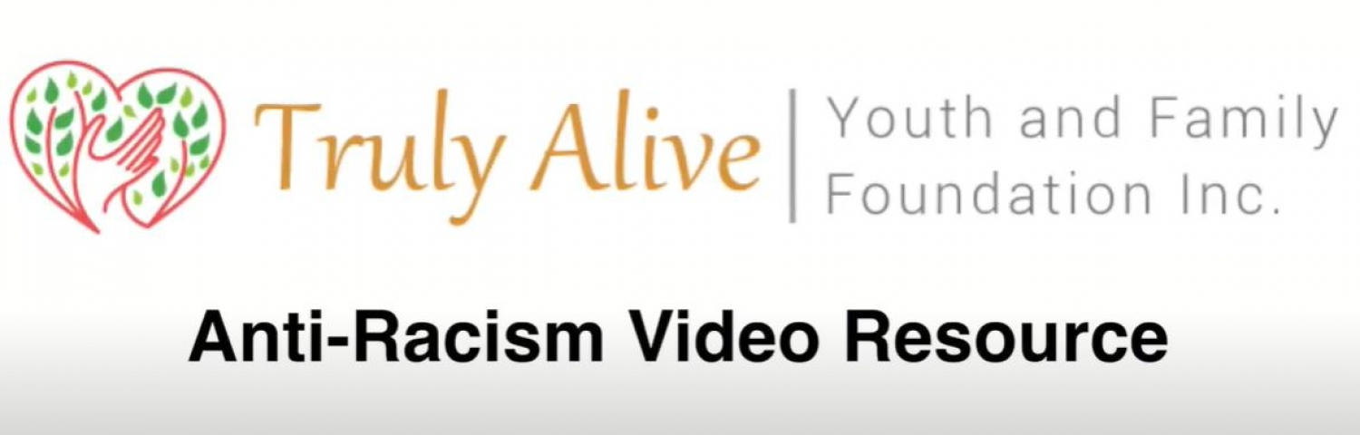 Anti-Racism Resource Video