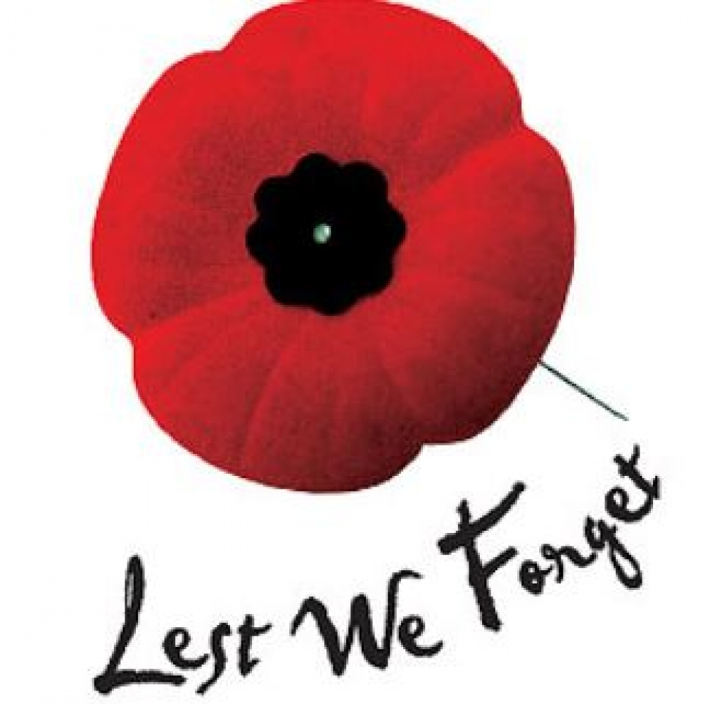 Canada's Remembrance Day is November 11th