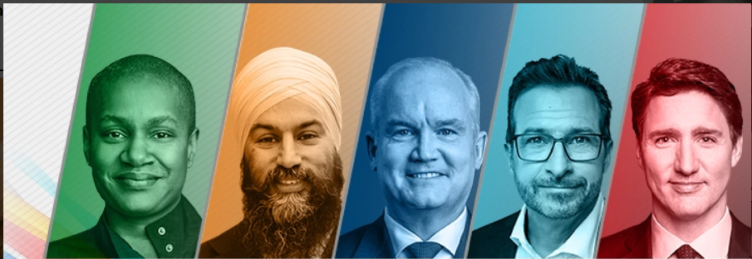 Election 2021 -  What Do Canada's Main Political Parties Think About Immigration?