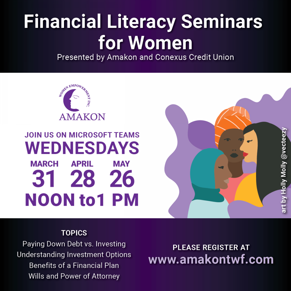 Financial Literacy Sessions for Women