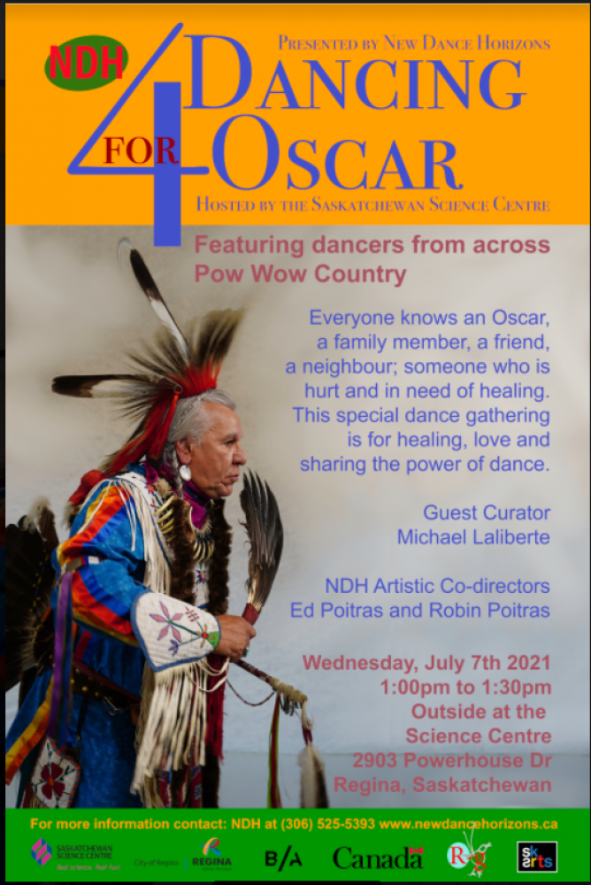 Free Pow Wow for Healing.  Everyone Welcome!  July 7