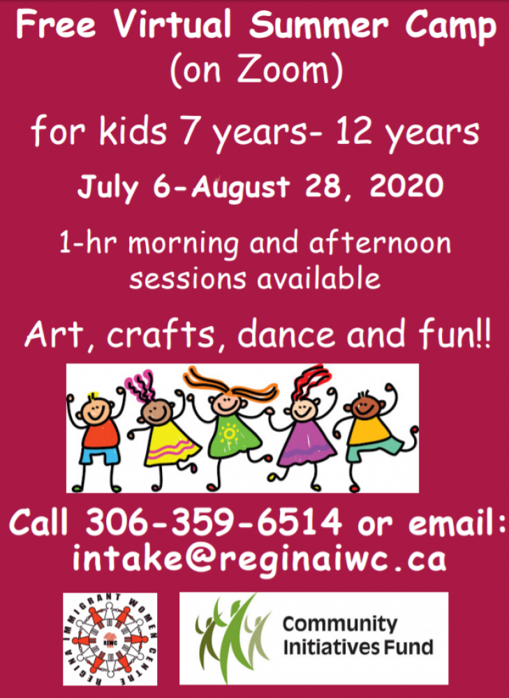 Free Summer Camp for Newcomer Children - Register Now!