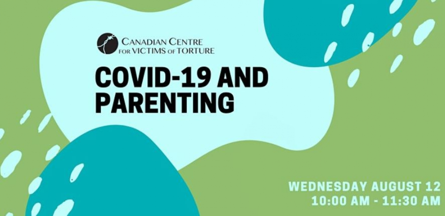 Free Webinar: COVID-19 and Parenting