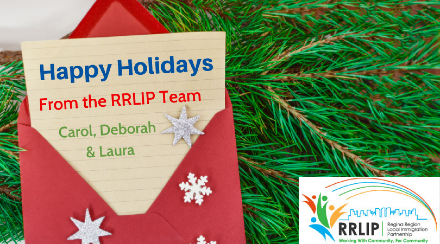 Happy Holidays From the RRLIP!!