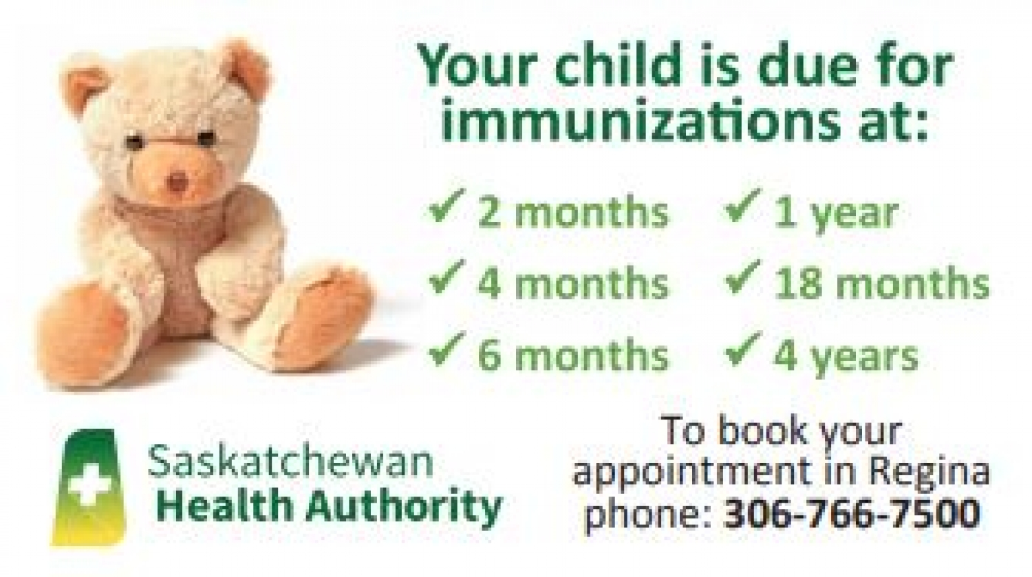 New to Canada - Importance of Immunizations